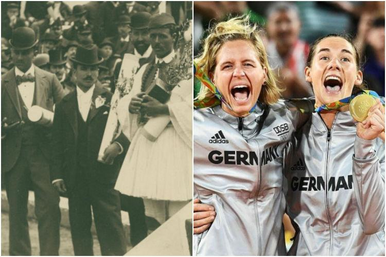 In pictures Heres how much the Olympics have changed 22 years on