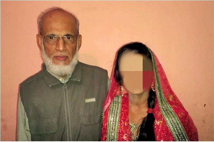 Oman claims Hyderabad minor happy with 77-yr-old Omani husband activists appalled