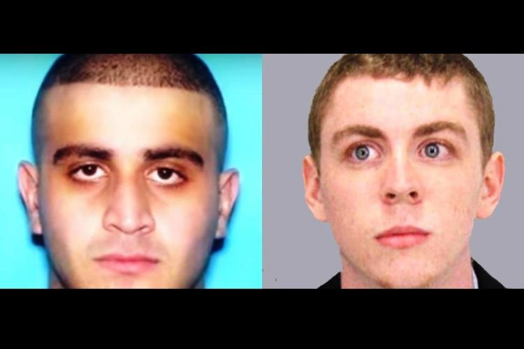 Omar Mateen and Brock Turner Two violent men two symptoms of the same sickness