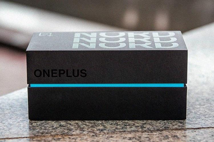 What the packaging for OnePlus nord could look like
