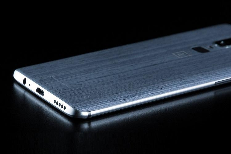 OnePlus 6 specs leaked To sport wooden back panel 20MP front camera