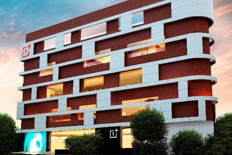 OnePlus Hyderabad store is the largest store of the company in the world