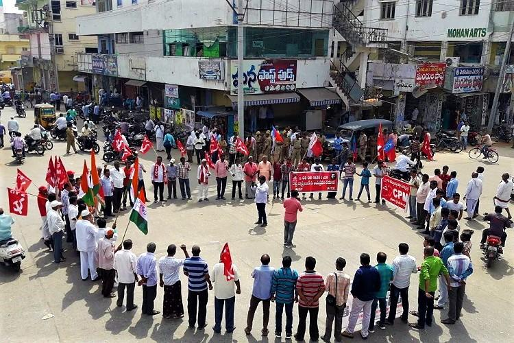 Bandh in Andhra Pradesh demanding special category - Will center respond?