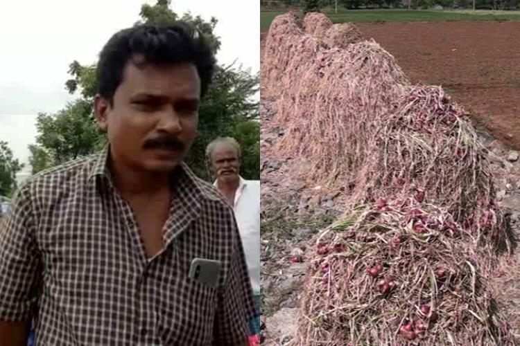 As prices hit all-time-high 300 kg onions stolen from TN farmer