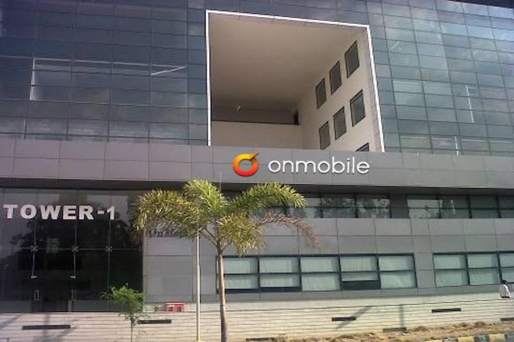 OnMobile corporate office in Bengaluru