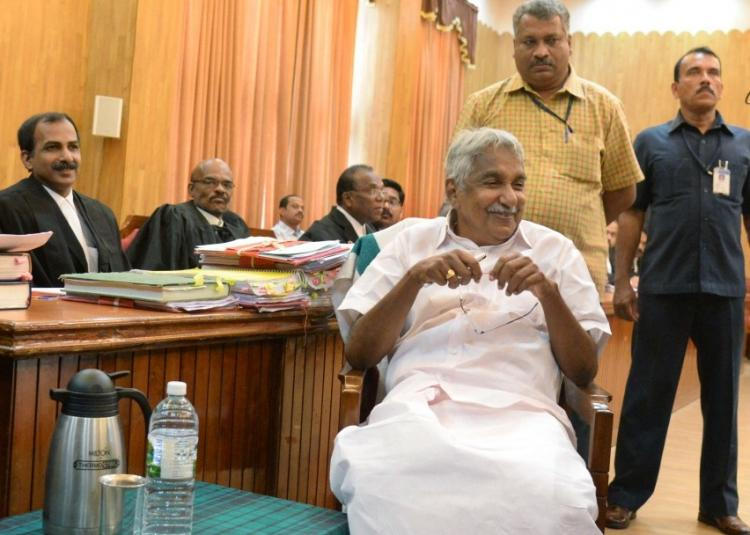 Solar scam Chandy deposes for 14 hrs says no need for lie-detector test