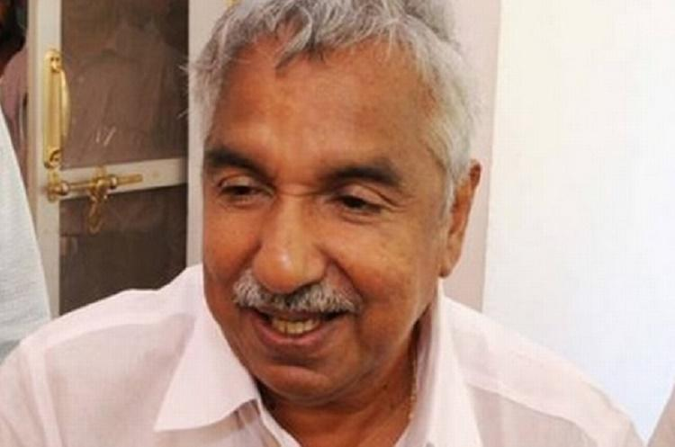 Is Oommen Chandy on the way out