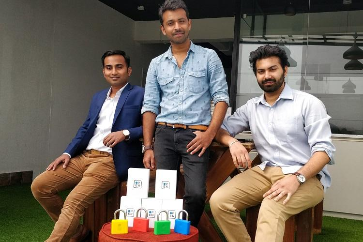 Smart lock startup OpenApp raises 13 mn from Unicorn India Ventures and KARSEMVEN