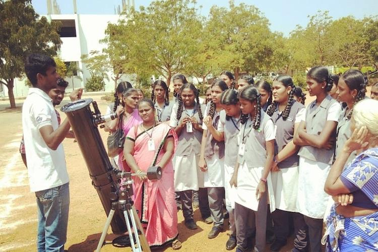 Meet the group of TN youngsters taking science to government schools