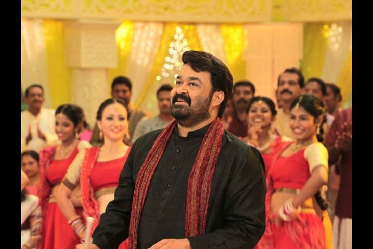 Mohanlals Oppam to release in Telugu