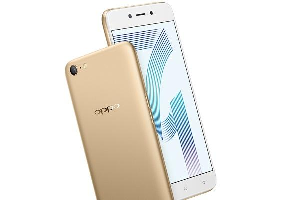Oppo launches Oppo A71 with 13MP rear camera and Android Nougat 71