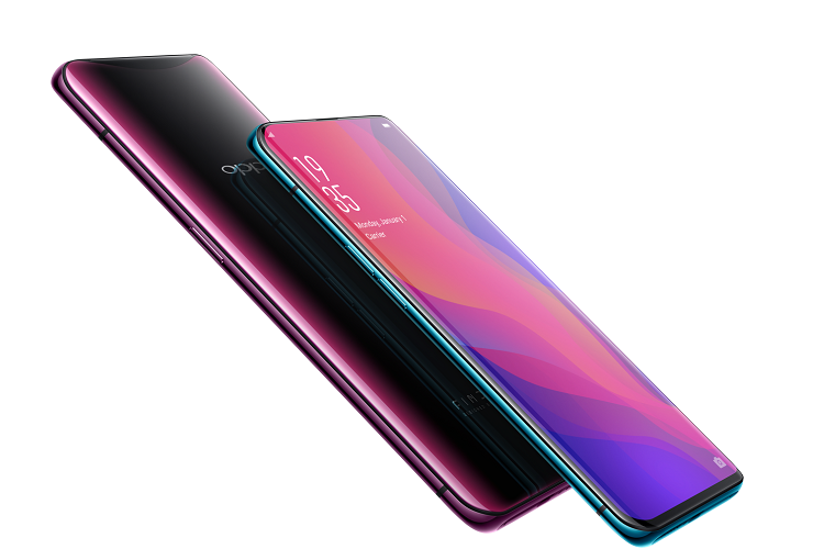 Oppo Find X launched in India with popup camera 8GB RAM