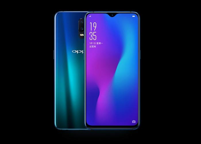 Oppo R17 unveiled with 64-inch display 25MP selfie camera and water-drop notch