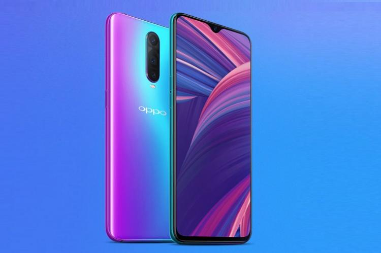 Oppo launches R17 R17 Pro with triple camera and in-display fingerprint