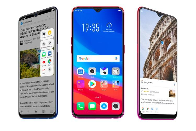 Oppo F9 Oppo F9 Pro launched in India with 63-inch display and fast charge