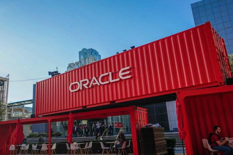 Witnessing double-digit growth in India for past 3 years Oracle