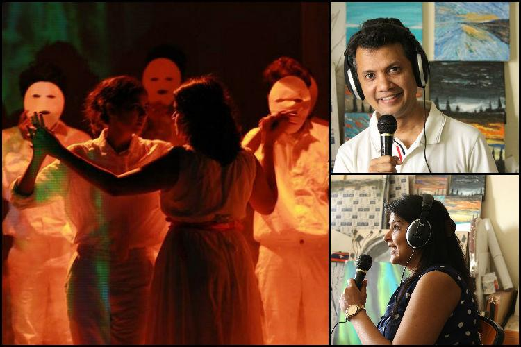 Tune in to the Bengaluru team working to create an exclusive radio channel for theatre