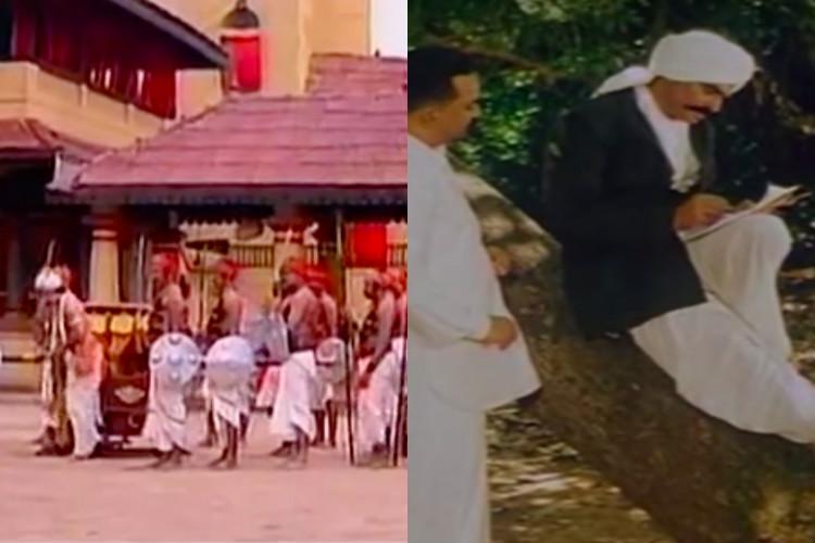Hamsa Geethe to Bharathi Meet Krishnamoorthy the designer behind iconic film sets