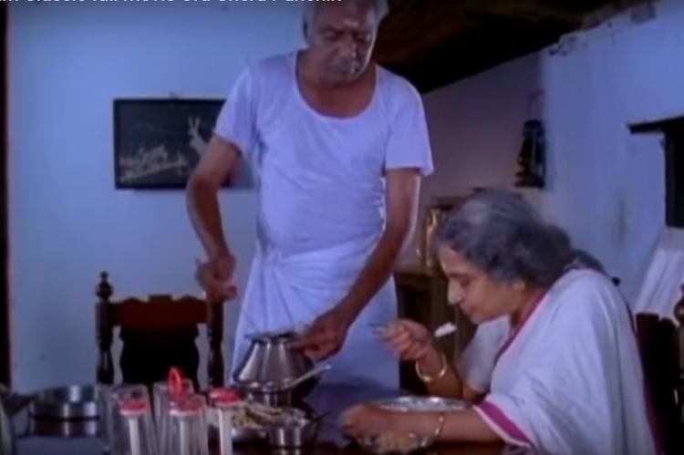 Oru Cheru Punchiri This little gem from MT Vasudevan Nair is a beautiful love story