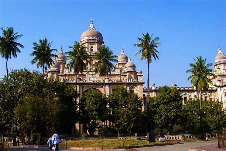 Osmania Hospital in Hyderabad