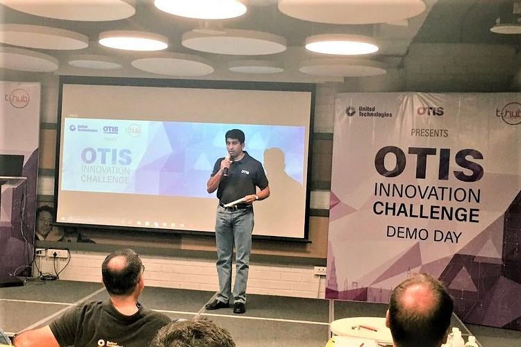 Four startups shortlisted for Otis and T-Hubs innovation challenge