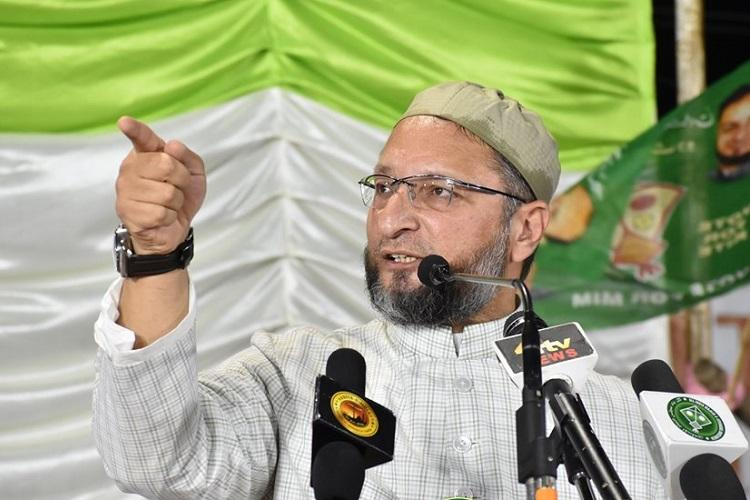 Owaisi seeks legislation from Centre to curb mob lynching