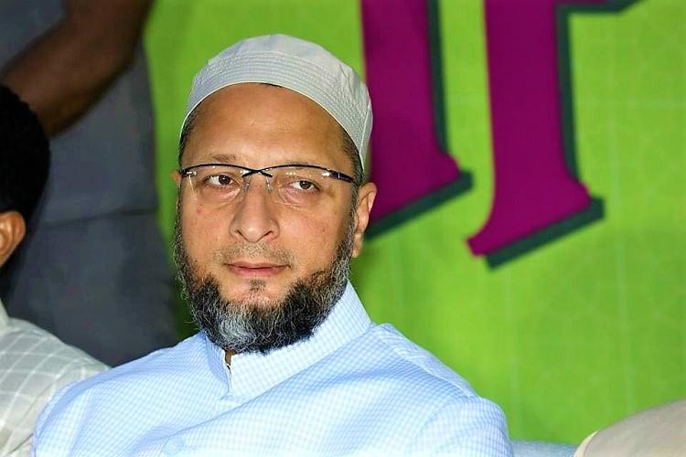 Modi strengthening Israeli occupation by skipping Palestine visit says Owaisi