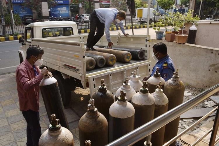 Karnataka to see liquid oxygen shortage till May 26 to depend on buffer stocks