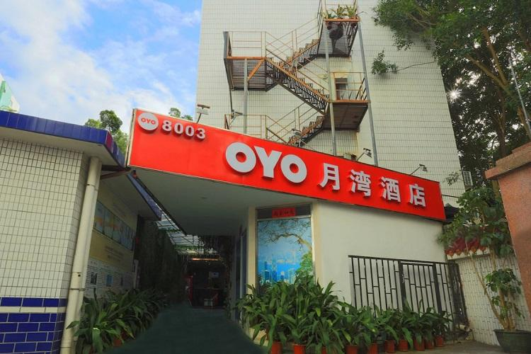 Oyo in talks to raise funds from Chinas Didi Chuxing