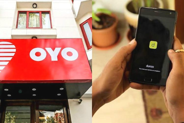 OYO CureFit and Dunzo among most sought after start-ups in India LinkedIn