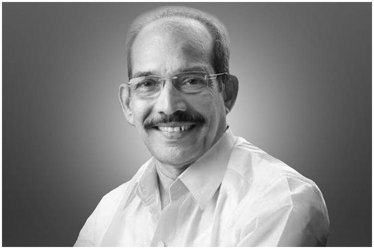 Former Kerala Minister and Congress leader P Sankaran passes away at age 73