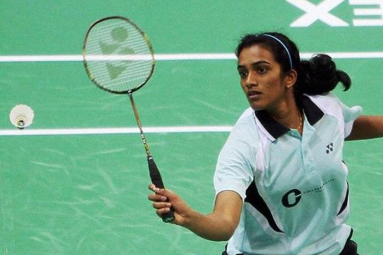 PV Sindhu returns to India