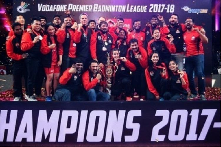 Hyderabad pip Bengaluru to clinch Premiere Badminton League title
