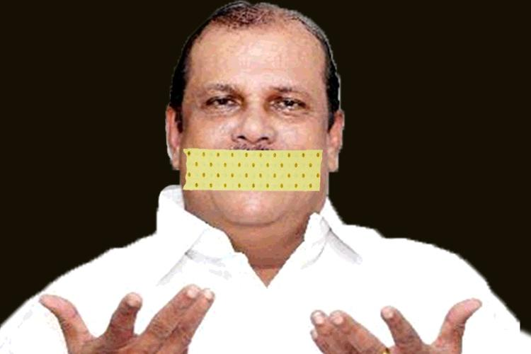 Will they chop my nose off PC George now targets Kerala Womens Commission