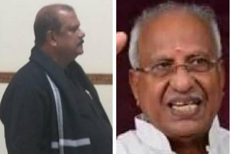 Kerala MLA PC George to cooperate with BJP arrives at Assembly dressed as Ayyappa devotee