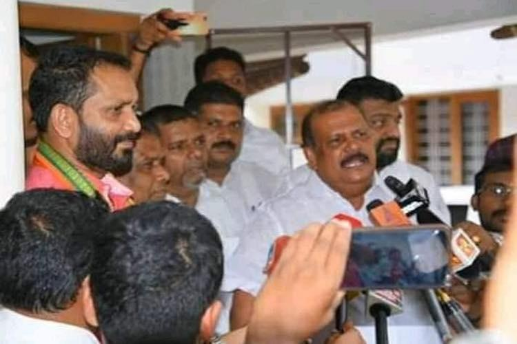 Why PC Georges support will help BJPs K Surendran in Pathanamthitta