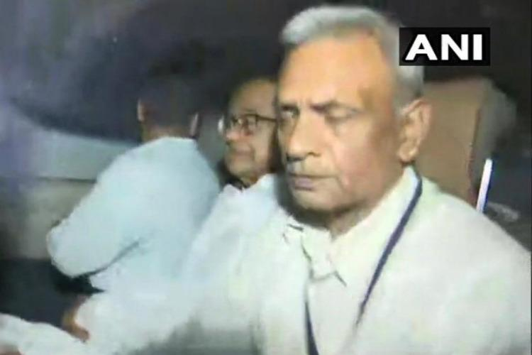 India's former finance minister arrested on corruption charges in overnight raid