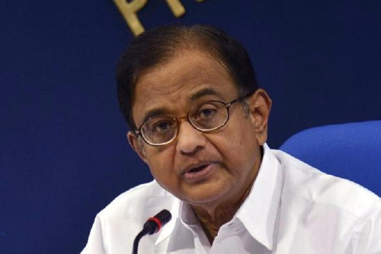 Chidambarams petition on bail to be put before CJI to consider for urgent listing
