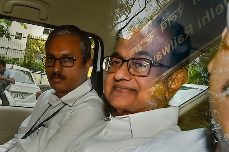 ED grills Chidambaram for 6 hrs in Air India deal case