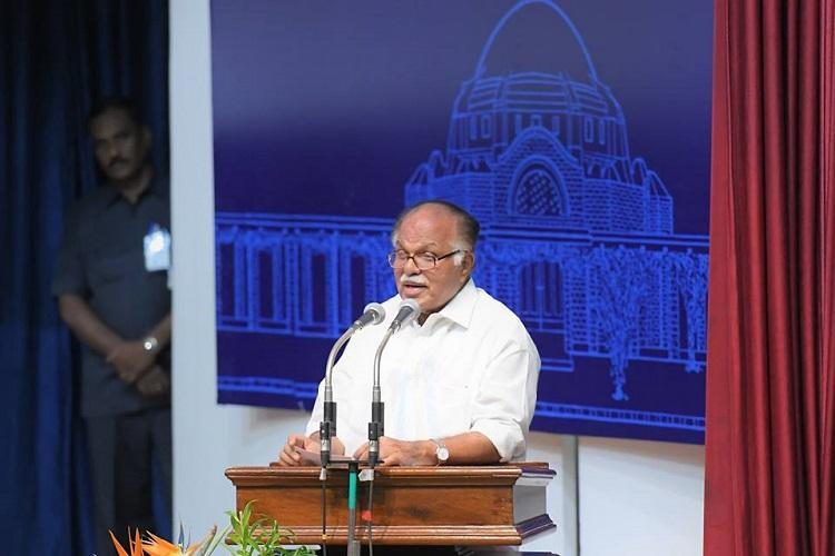 Senior Congress leader PJ Kurien denies reports of joining BJP in Kerala