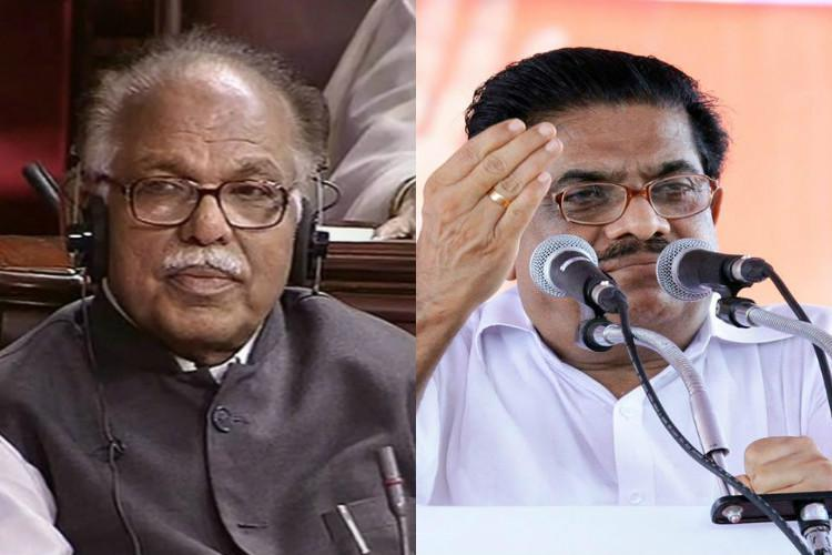 RS seat mess in Kerala Can current revolt initiate a cleansing process in the Congress