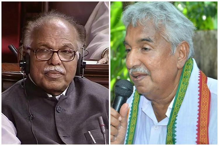 PJ Kurien should approach High Command over why he wasnt renominated to RS Chandy