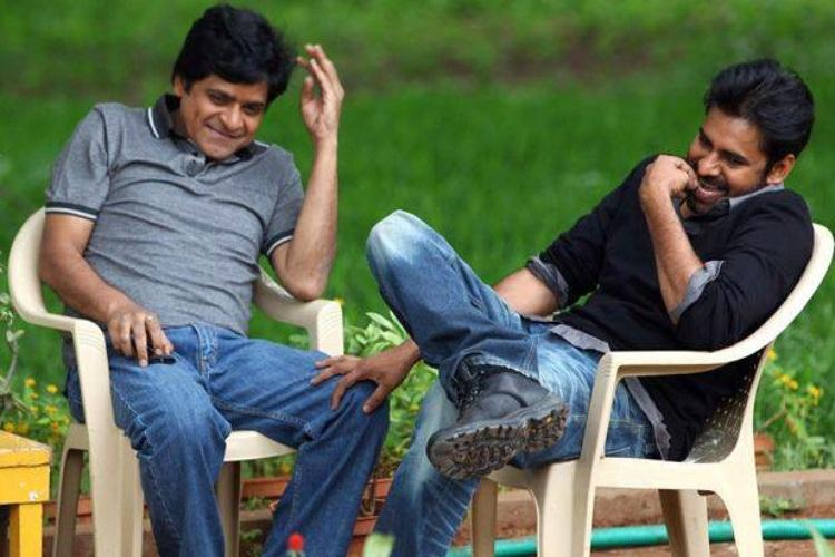 Is it a crime to join YSRCP Actor Ali slams Pawan Kalyan for alleging he deserted him