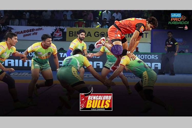 PKL Bengaluru Bulls register convincing win over Jaipur top table in Zone A