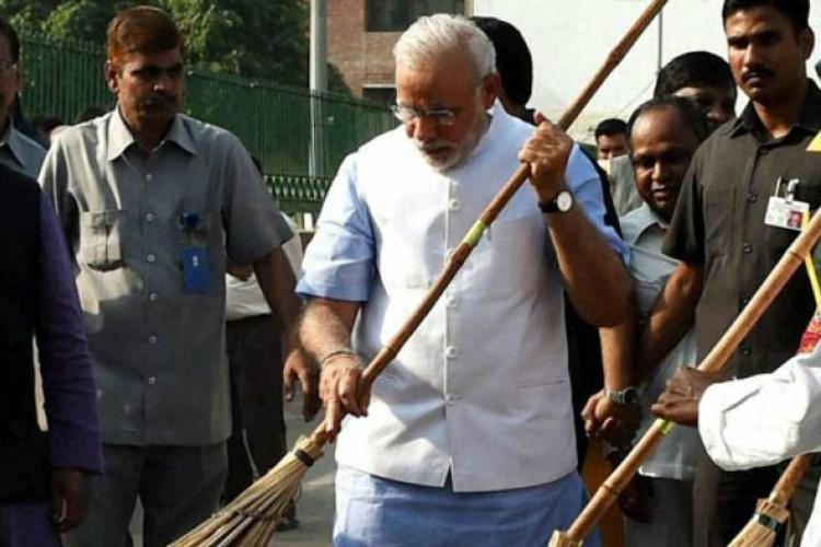 Swachh Bharat Abhiyan in peri-urban areas Is groundwater being contaminated