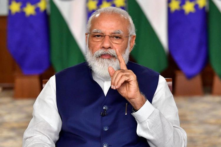 Modi met with top economists on Friday