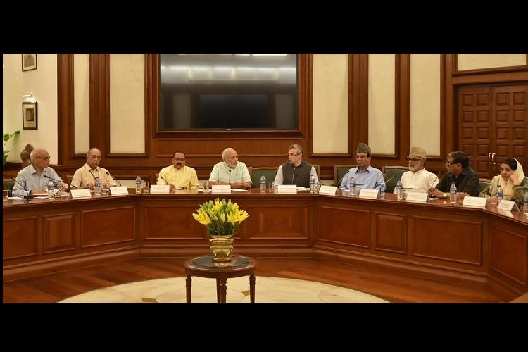 Kashmir dialogue must but solution within Constitution PM Modi