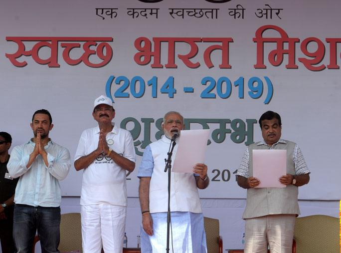 One year of Swachh Bharat Abhiyan is it headed in the right direction