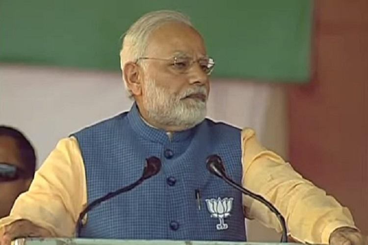 Countdown for end of Cong rule in Karnataka has begun PM Modi keeps mum on Mahadayi