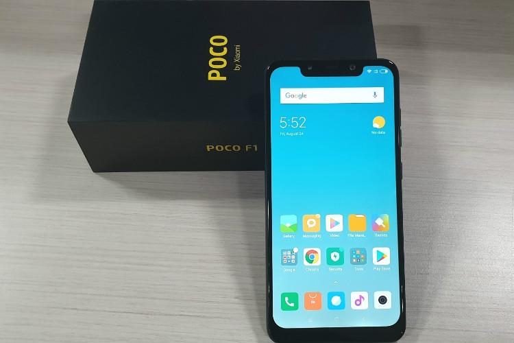 Xiaomi POCO F1 review Good value for money with high-end processor battery and camera